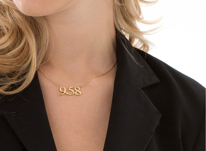 Collier 9.58